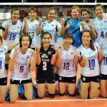 """Fanpage """"นักกีฬาวอลเล่ย์บอลหญิงทีมชาติไทย Volleyball Thailand Fanpage"""" จำนวน 8,587 Like"""